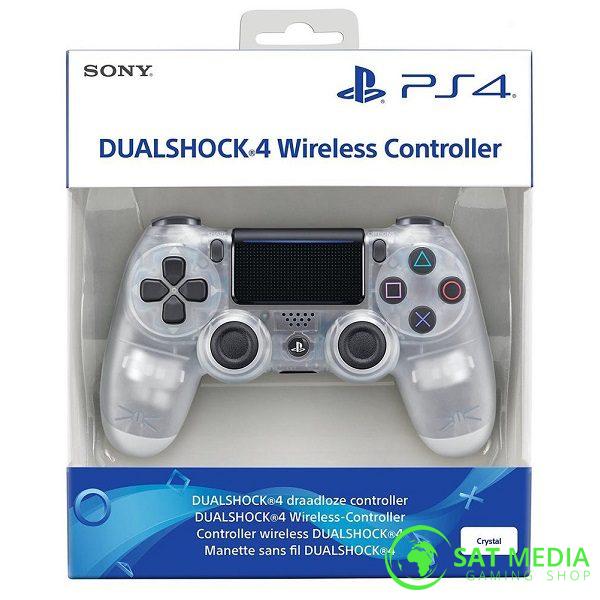 PS4 DualShock 4 Crystal satmedia 600×600