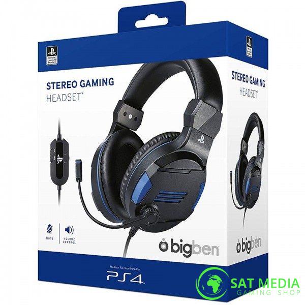 Bigben PS4 Stereo Gaming slusalice v3 01