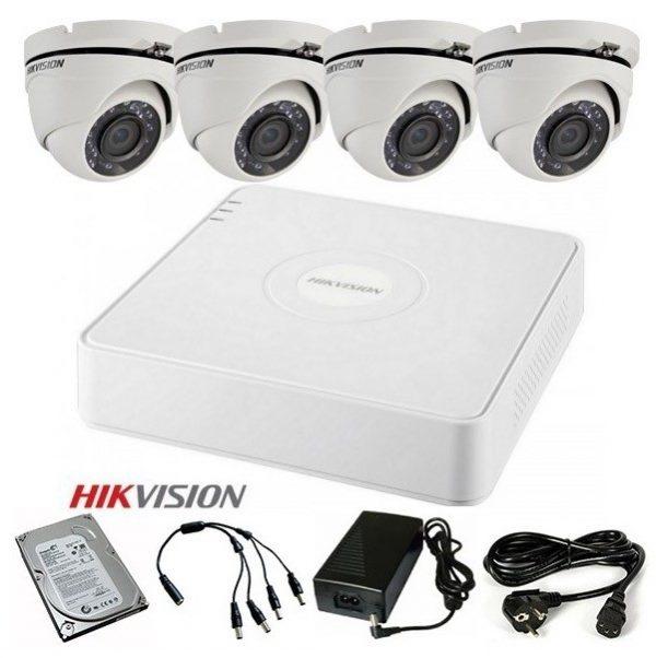 hikvision-video-nadzor-komplet-HD-4-kamere