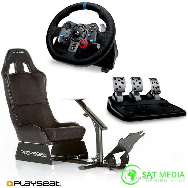 playseat-evolution-alcantra-stolica-za-igranje+volan G29 satmedia 600×600