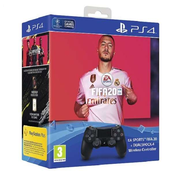 PS4 DualShock+FIFA 20-SAT MEDIA 600×600