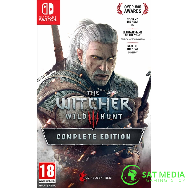 The Witcher III Wild Hunt Complete Edition NS satmedia 600×600
