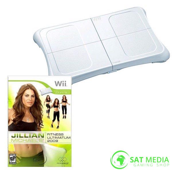 Wii Jillian Michaels 600×600