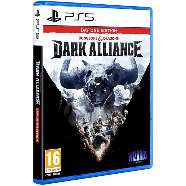 Dungeons&DragonsDarkAllianceDayOneEditionPS5